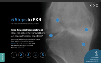 Recognise the 5 steps to identify yourPKR patients